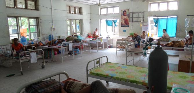 Ward at Mawlamyine